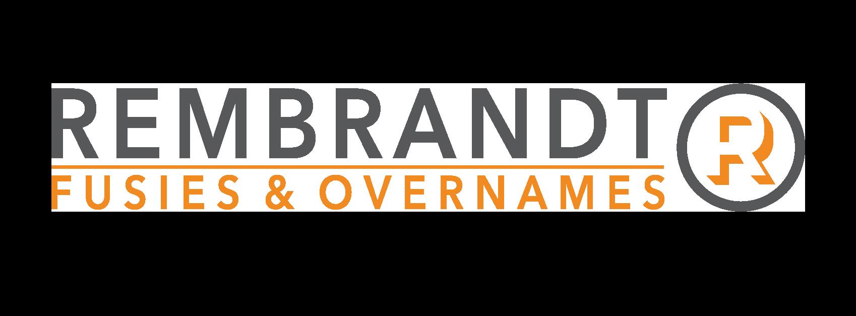 Rembrandt Fusies en Overnames logo
