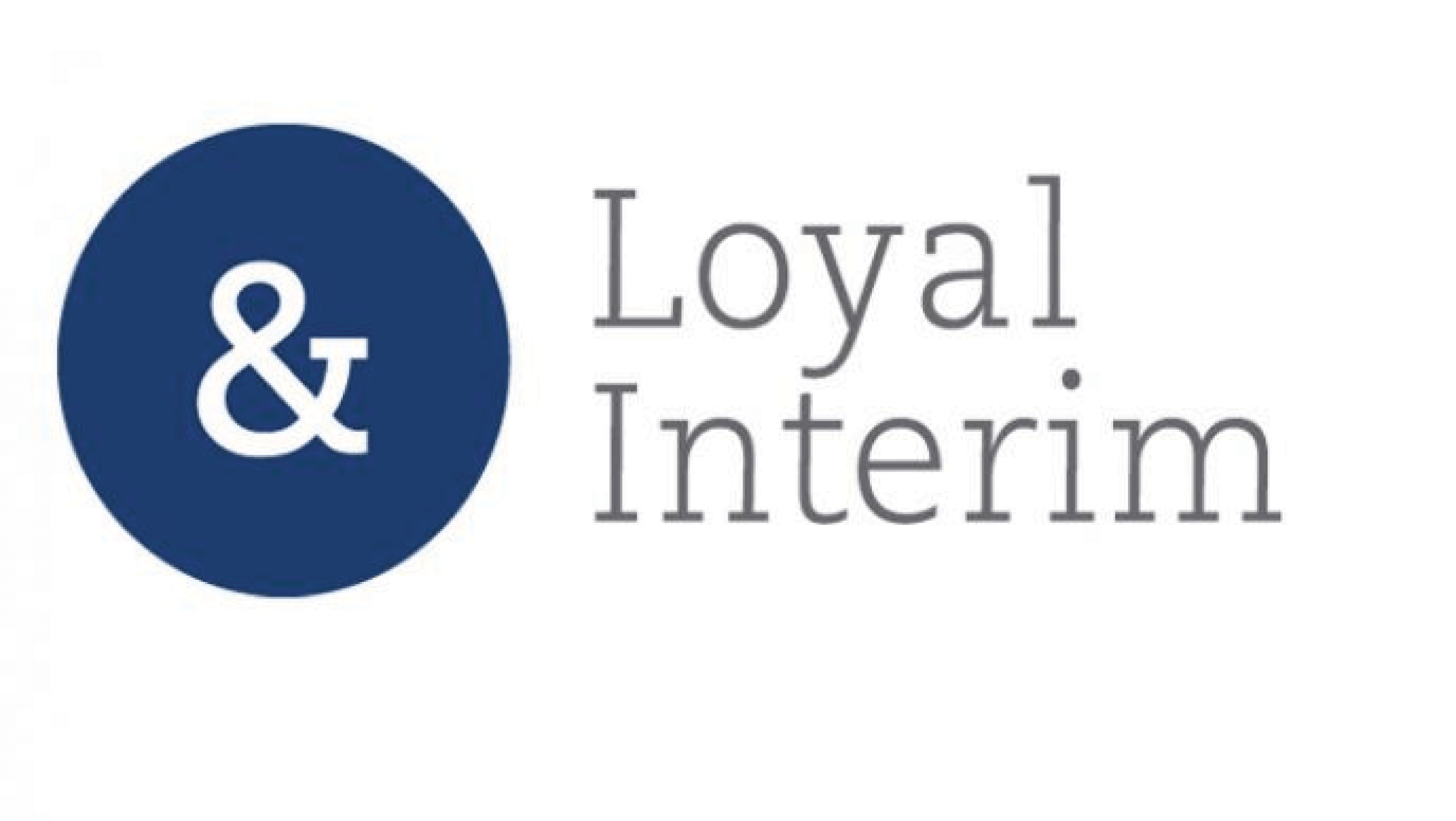 Loyal Interim logo