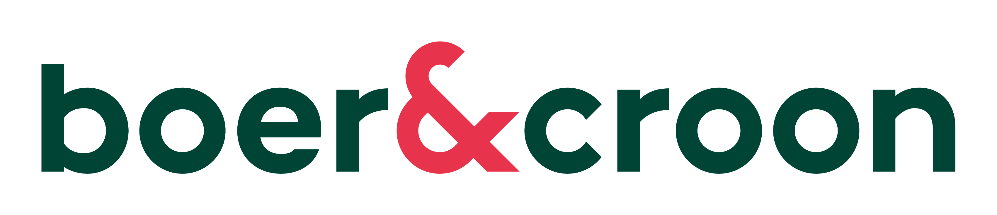 Boer & Croon logo