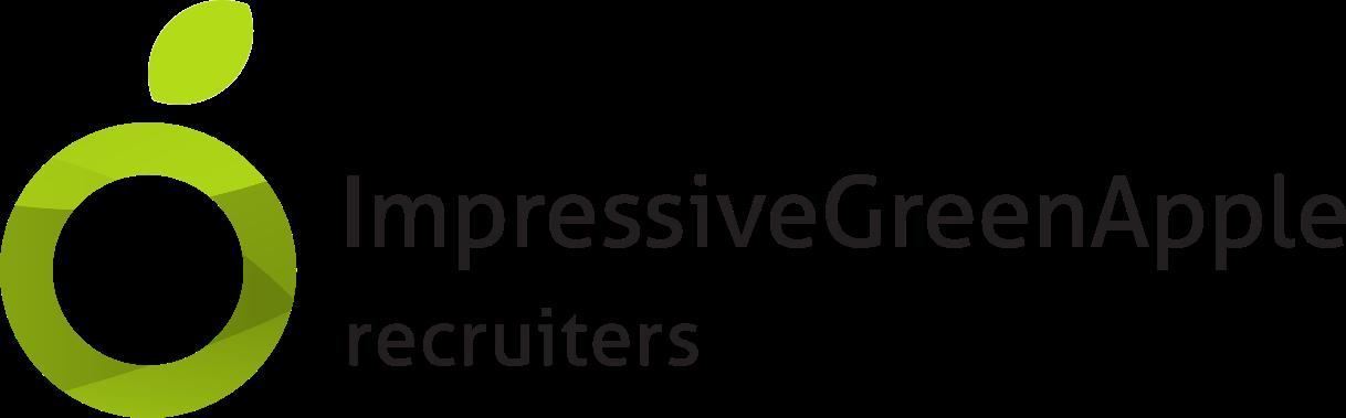 ImpressiveGreenApple logo