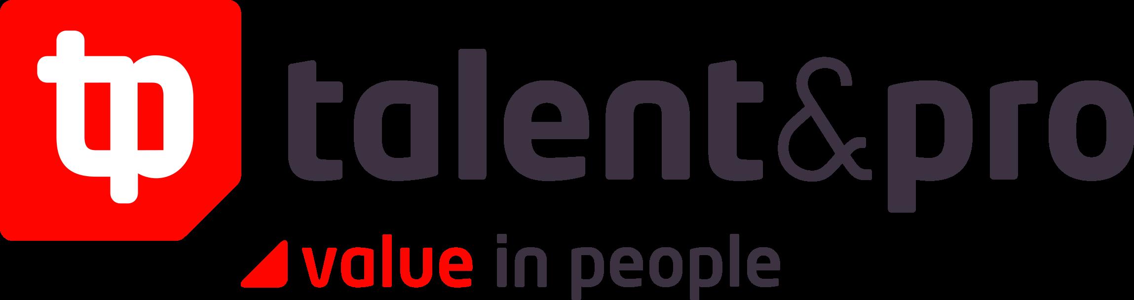 Talent&Pro logo